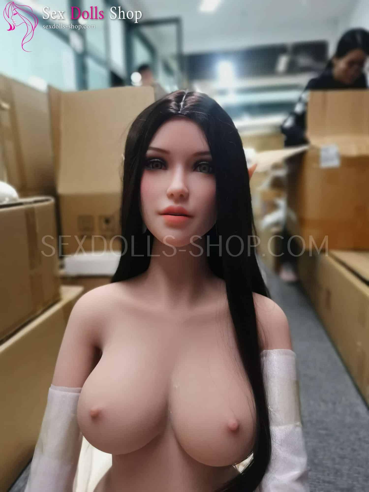 sedoll 168cm F cup medium skin skin nipples head 21